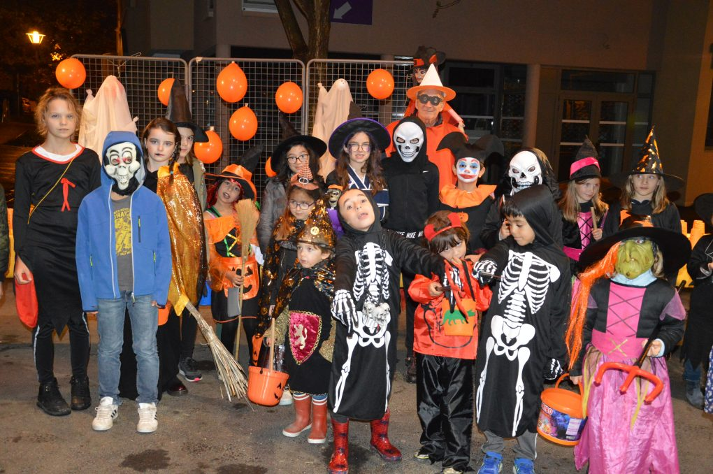 Halloween 2019 : Sous le halle de Communay – Jeudi 31 Octobre 2019