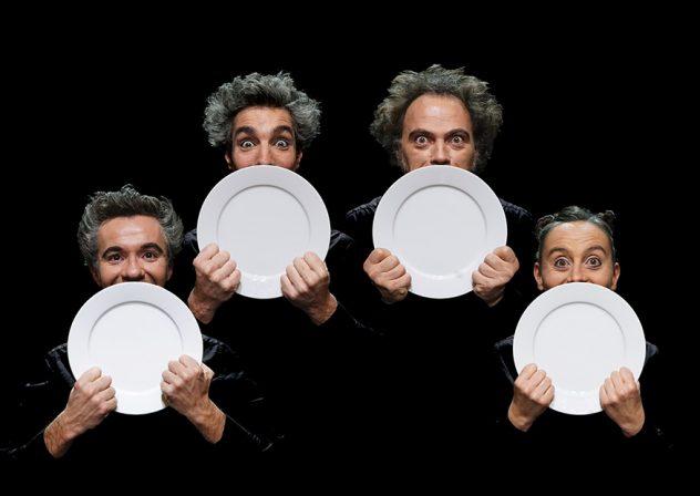 "Spectacle ""Manger"" le 3.10.20 20h 30 salle des brosses Communay"