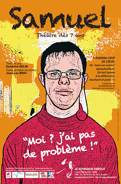 "Spectacle humoristique ""Samuel"""