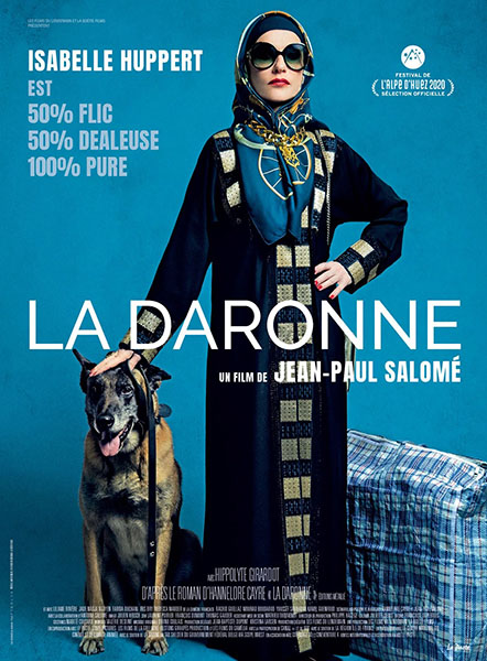 La Daronne - comédie, film policer