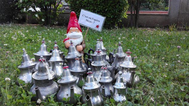 RFH-nains de jardin : Gégé