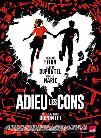 Cinéma : Adieu les cons