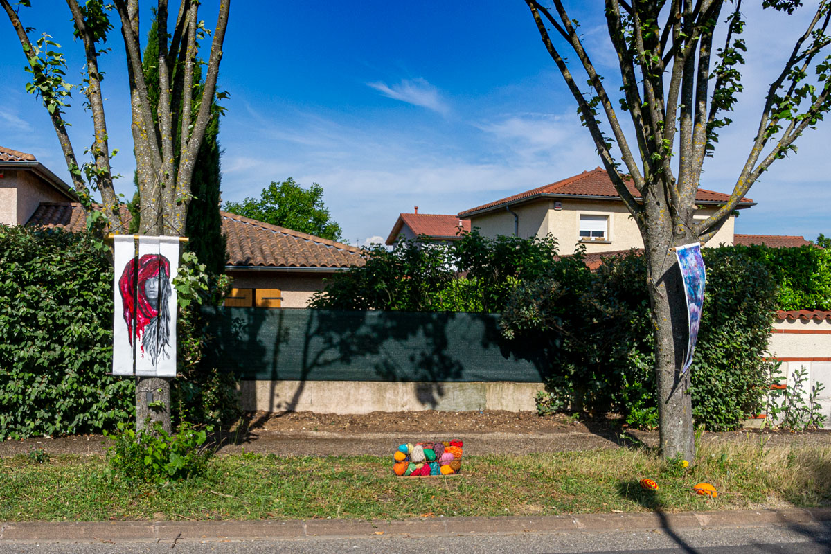 CommunaysART & Jardins 2021 : Avis de Tempête sur les galets