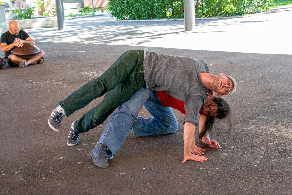 CommunaysART & Jardins 2021 : Danse Cie SENS