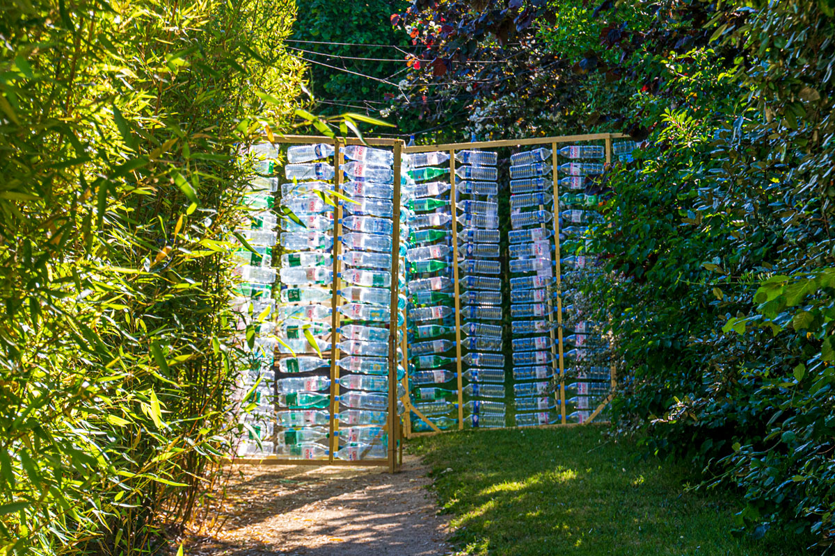 CommunaysART & Jardins 2021 : Droit dans le mur