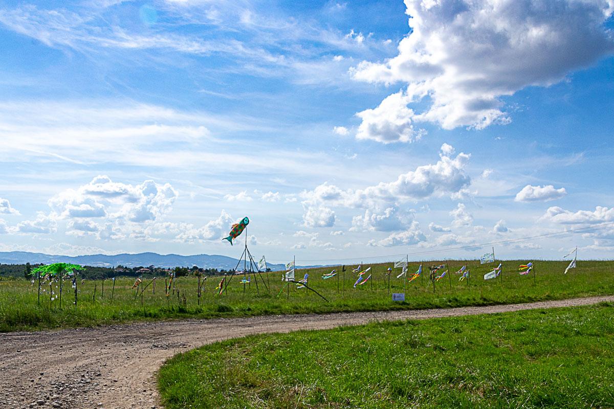 CommunaysART & Jardins 2021 : Le champ d'Éole