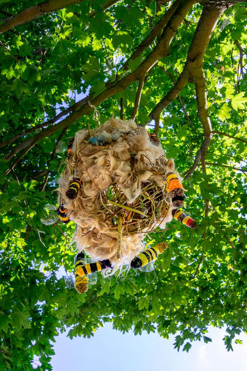 CommunaysART & Jardins 2021 : Murmures à l'oreille des abeilles