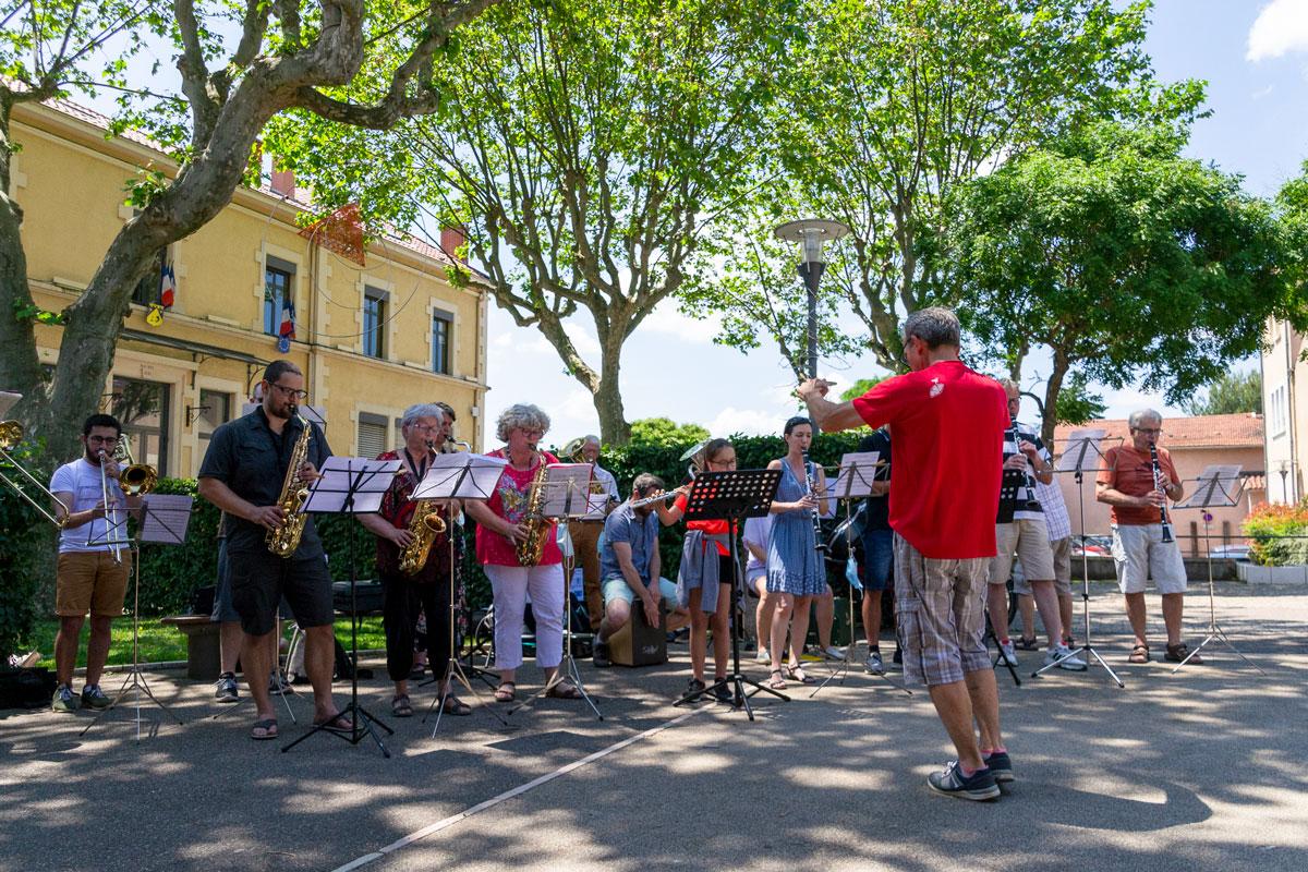 CommunaysART & Jardins 2021 : Musique des Balkans