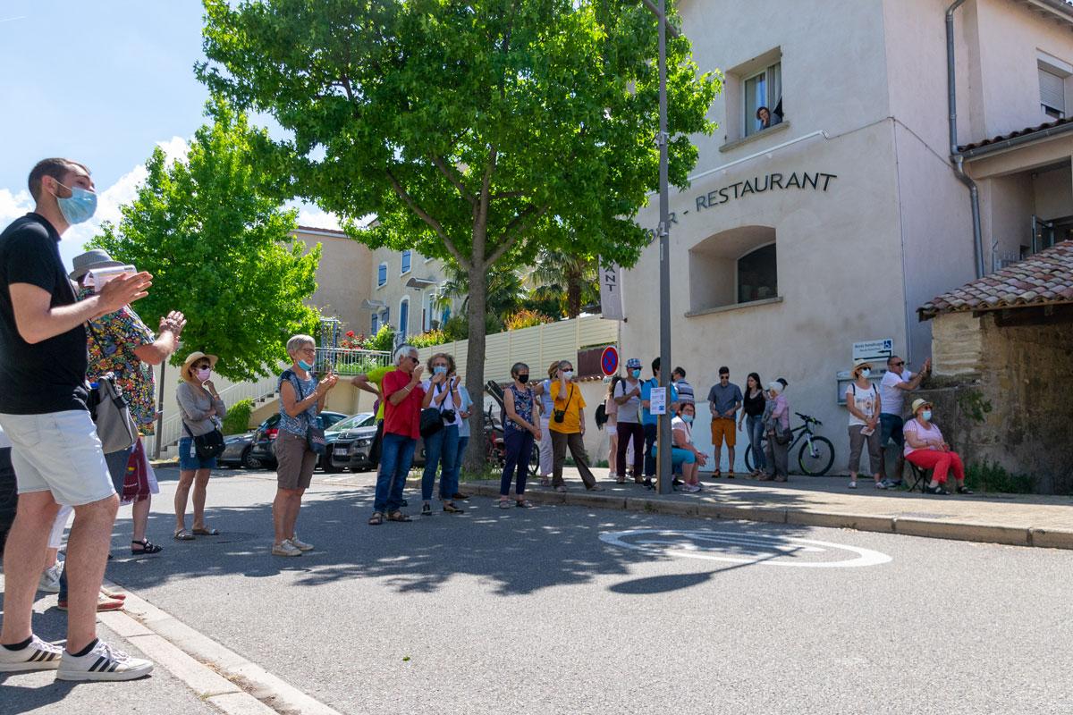 CommunaysART & Jardins 2021 : Troupe à Trac