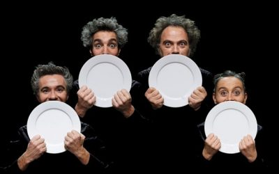 """Table ronde + spectacle humoristique """"Manger"""""""